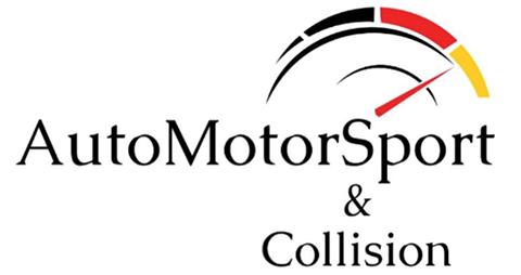 AutoMotorSport & Collision Logo