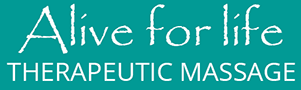Alive For Life Therapeutic Massage Logo