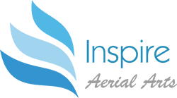 Inspire Aerial Arts Logo