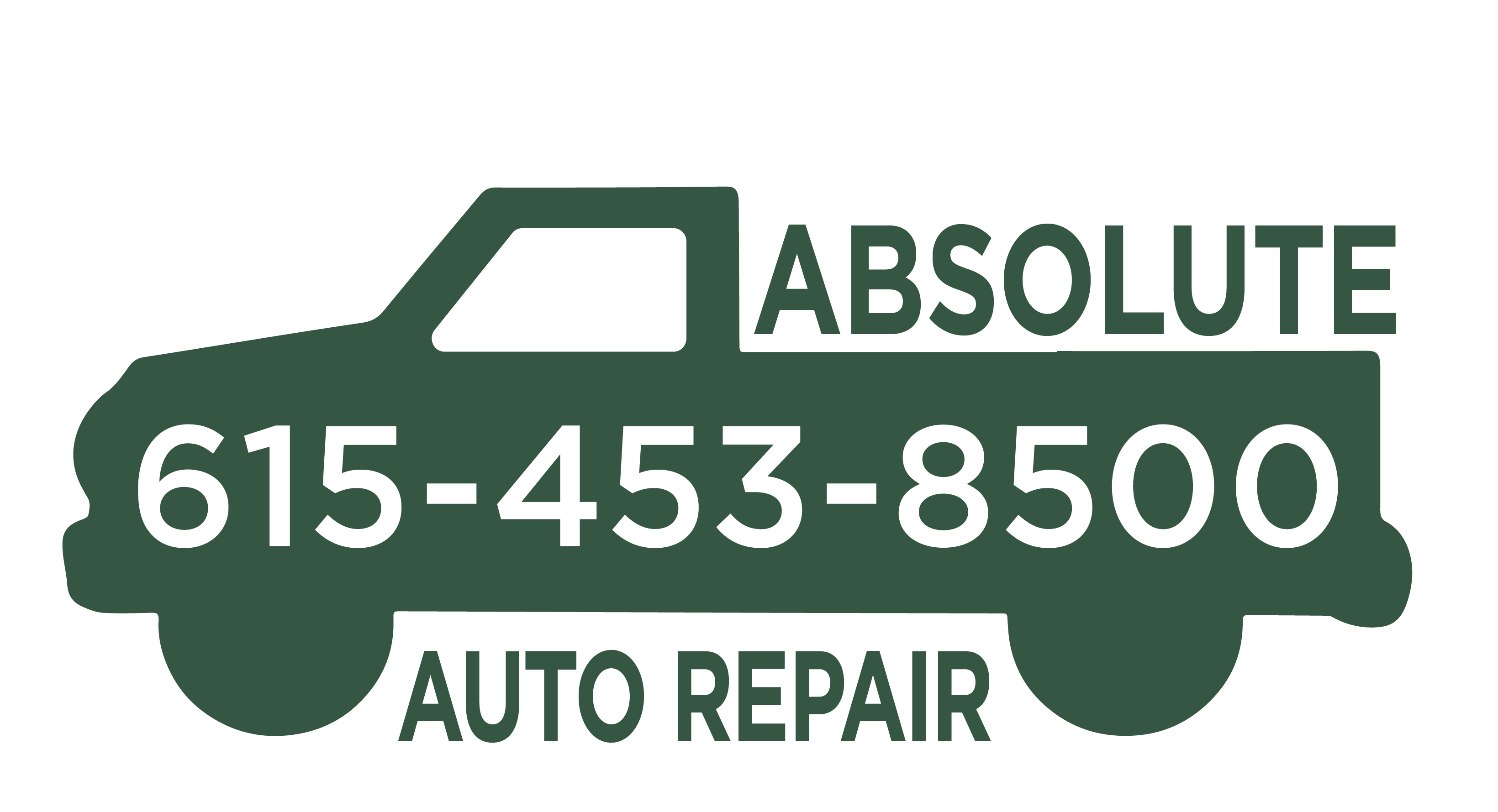 Absolute Auto Repair Logo