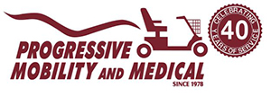 Progressive Mobility & Medical Logo