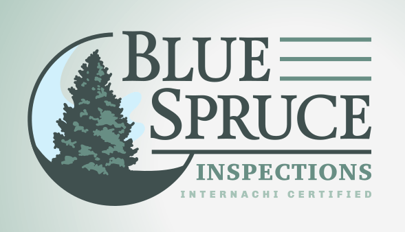 Blue Spruce Inspections Logo
