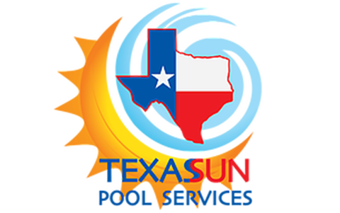 Texas Sun Pool Services & Remodeling Logo