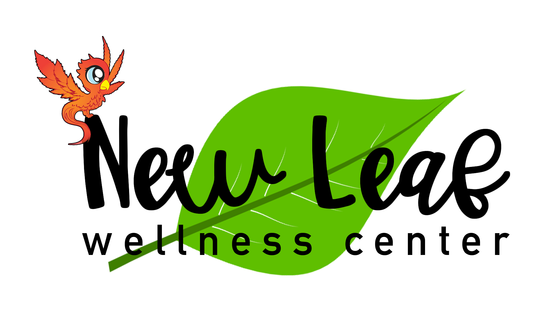 New Leaf Wellness Center Logo