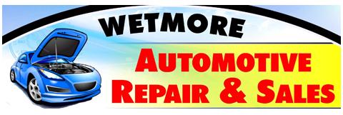 Wetmore Auto Repair, Transmissions, & Motors Logo