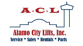 Alamo City Lifts, Forklifts, Service, & Parts Logo