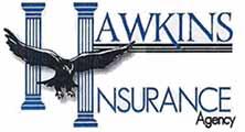 Hawkins Insurance Agency Logo