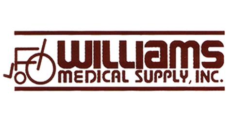 Williams Medical Supply Logo