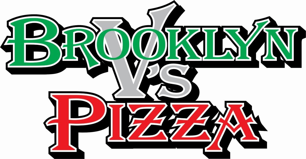 Brooklyn V's Pizza Logo