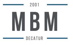 MBM Of Decatur Logo