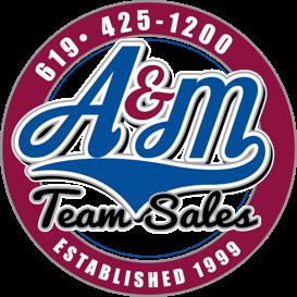 A & M Team Sales Logo