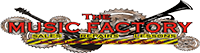 The Music Factory Logo
