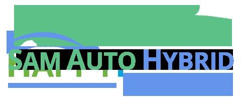 Sam Auto Hybrid Logo