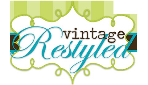 Vintage Restyled Logo
