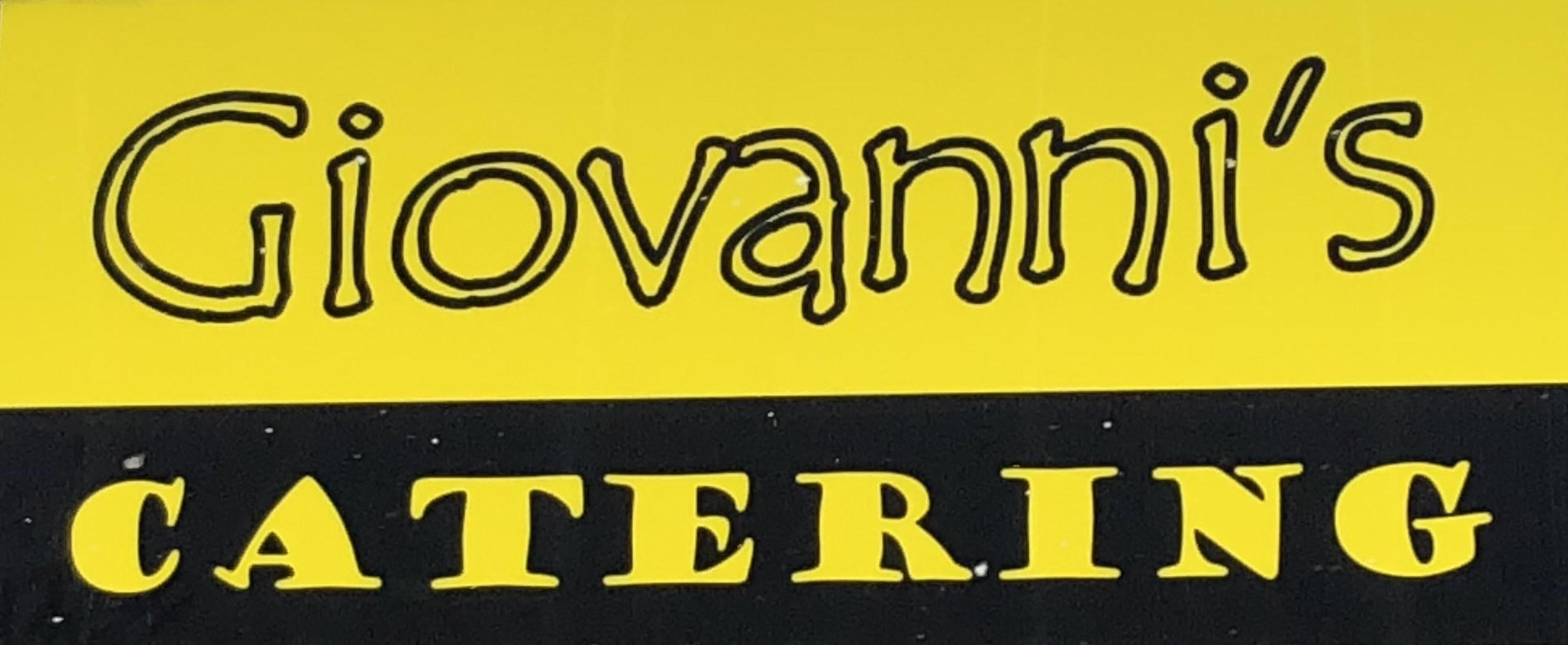 Giovanni's Catering Logo