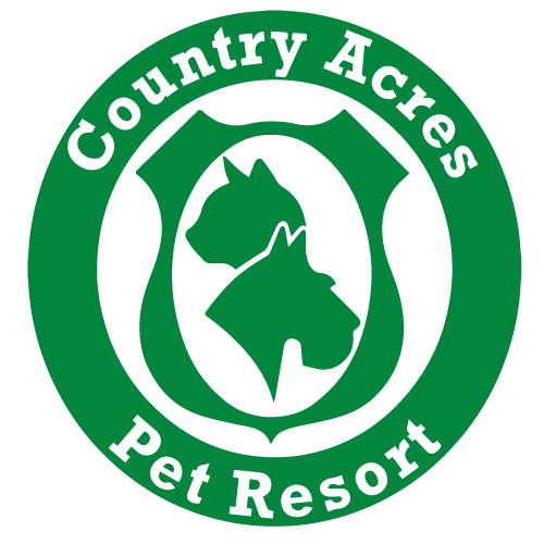 Country Acres Pet Resort Logo