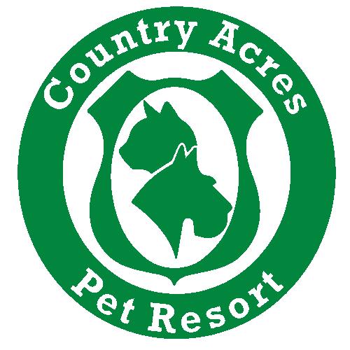 Country Acres Pet Resort Logo