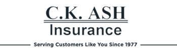 C.K. Ash Insurance Logo