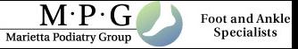 Marietta Podiatry Group Logo