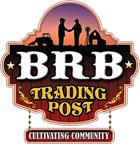 BRB Trading Post Logo