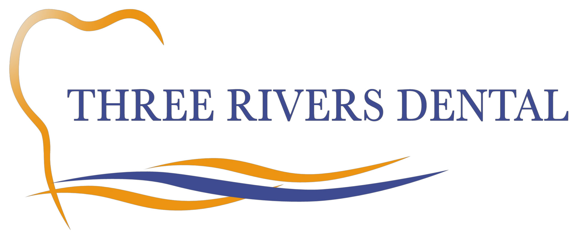 Three Rivers Dental Group: Cranberry Logo
