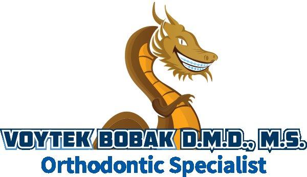 Voytek Bobak D.M.D., M.S. Logo