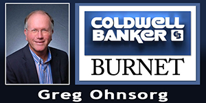 Coldwell Banker Burnet - Greg Ohnsorg Logo