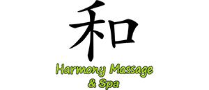 Harmony Massage & Spa Logo