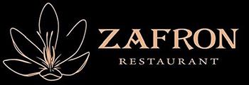 Zafron Restaurant Logo