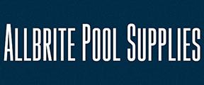 Allbrite Pool Supplies Logo