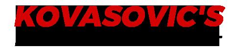 Kovasovic's Fresh Meat Market Logo