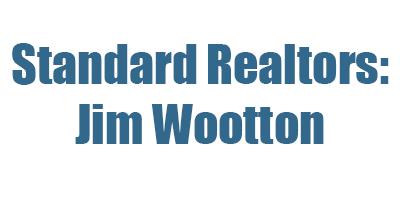 Standard Realtors: Jim Wootton Logo