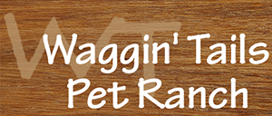 Waggin' Tails Pet Ranch Logo