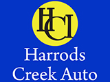 Harrods Creek Auto Logo