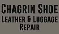 Chagrin Shoe Leather & Luggage Repair Logo
