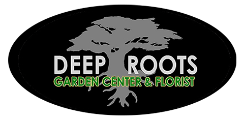 Deep Roots Garden Center & Florist Logo