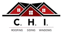 C.H.I. Roofing Logo