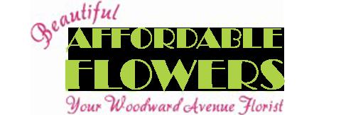 Affordable Flowers Logo