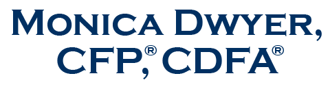 Monica Dwyer, CFP® Logo