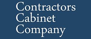 Contractors Cabinet Company Logo