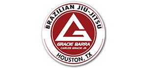 Gracie Barra Texas Brazilian Jiu-Jitsu Logo