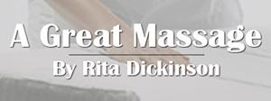 A Great Massage Logo