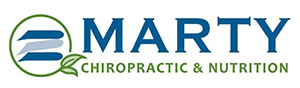 Marty Chiropractic & Nutrition Logo