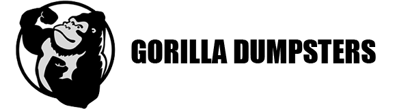 Gorilla Dumpsters Logo