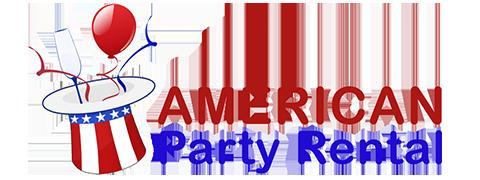 American Party Rental Logo
