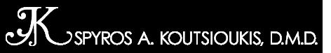 Spyros A. Koutsioukis, DMD, FAGD, PA Logo