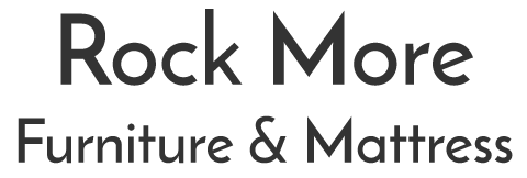 Rock More Furniture & Mattress Logo