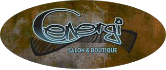 Cenergi Salon & Boutique Logo