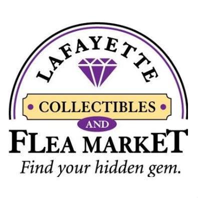 Lafayette Collectibles & Flea Market Logo