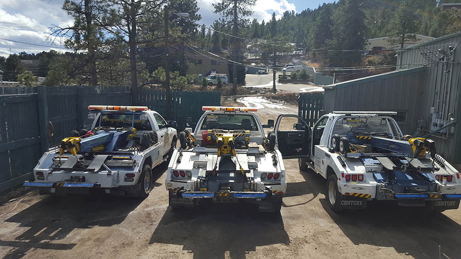 Aaa Auto Club Near Me >> 24-Hour Towing Service in Evergreen, CO   Towing Service ...